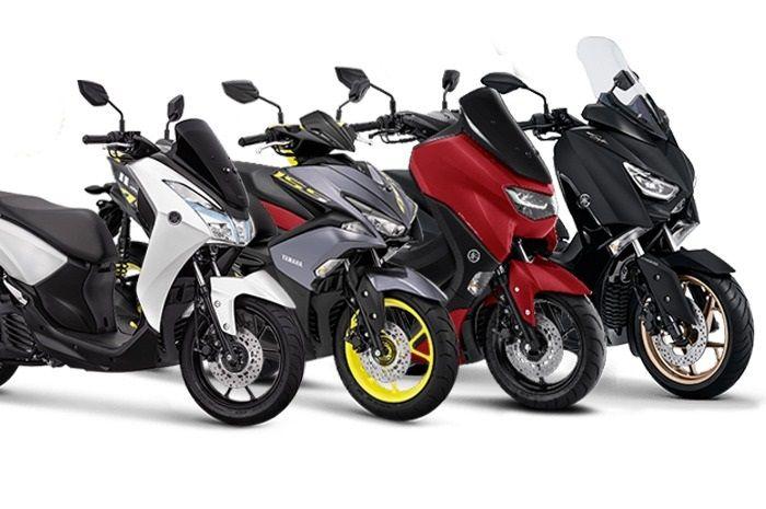 Update harga MAXI Yamaha bulan Juni 2020, ada Lexi, Aerox, All New NMAX, XMAX
