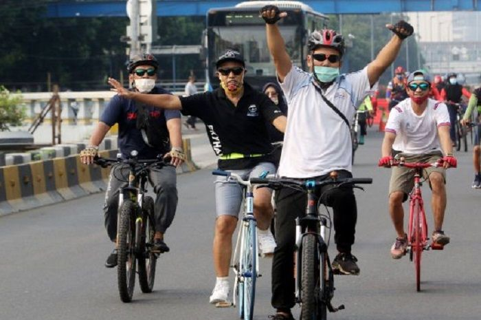 Sepeda Akan Kena Pajak Seperti Motor, Kemenhub Pajak