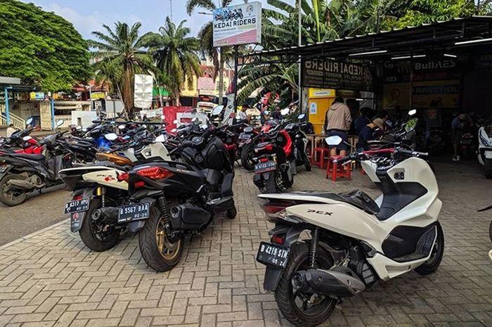 Kedai Riders jadi rujukan banyak bikers untuk modifikasi
