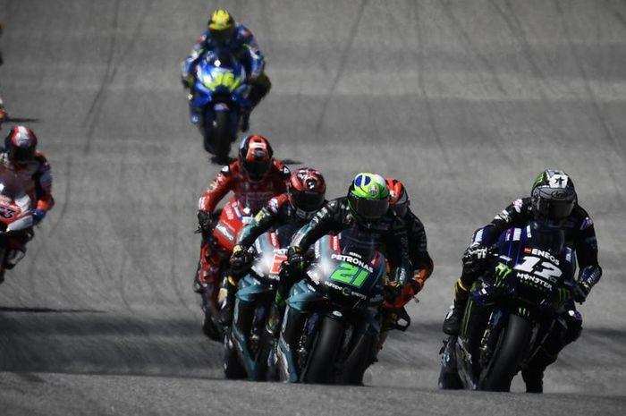 MotoGP 2020 mulai di sirkuit Jerez, Spanyol. Sebelum mulai, pahami dulu 32 istilah di dalam MotoGP