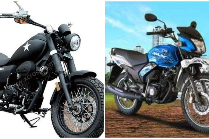 Harga kembaran Harley-Davidson dijual cuma Rp 9 jutaan, mending beli motor baru ini atau TVS MAX