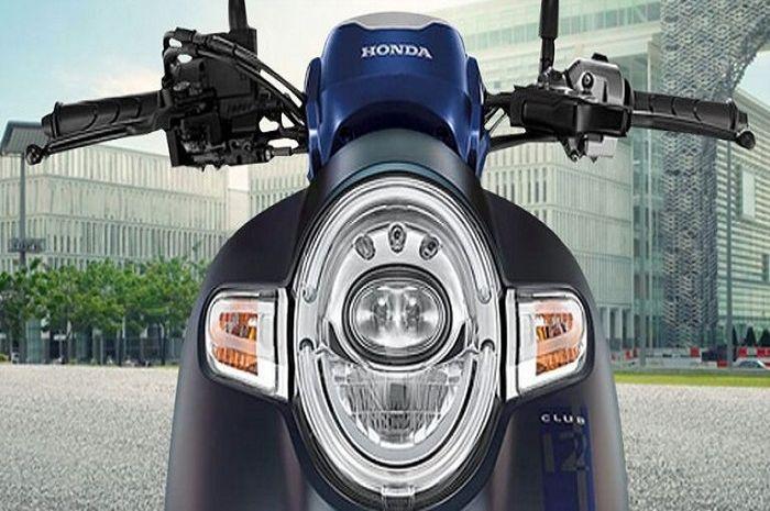 Honda Scoopy terbaru segera meluncur, konsumsi bensinnya tembus segini.