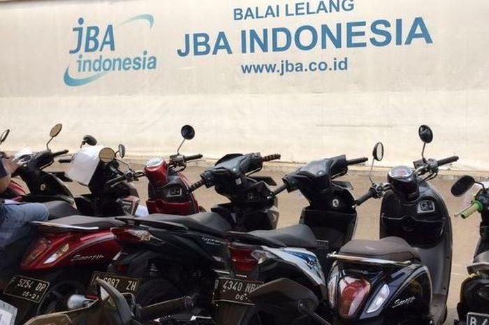 Motor bekas Yamaha NMAX Honda PCX dan Vario 150 dilelang mulai Rp 8 jutaan