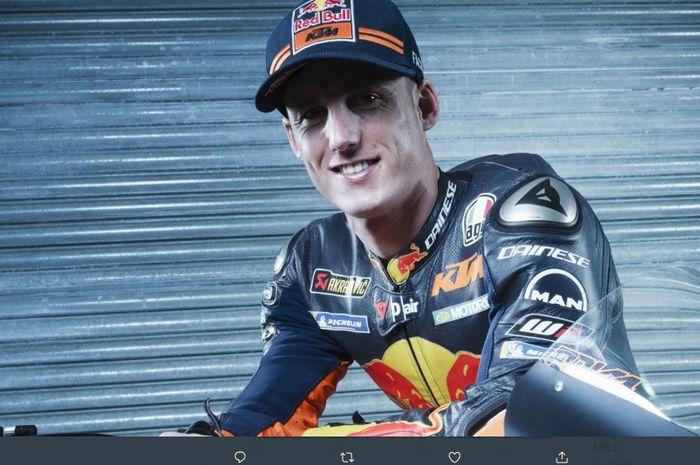 Pembalap tim KTM, Pol Espargaro, resmi bergabung ke tim Repsol Honda untuk MotoGP 2021.