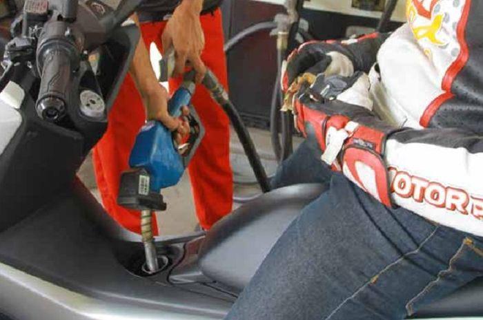 Yamaha NMAX jadi jarang ke pom bensin setelah pasang part ini, bikers makin penasaran.