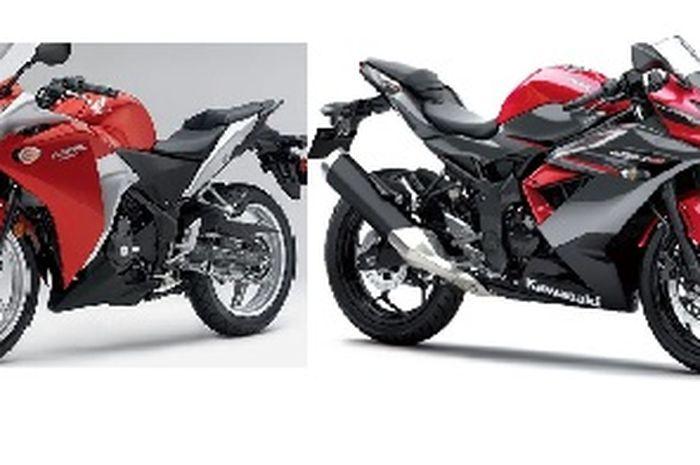 Motor sport 250 cc dengan harga terjangkau