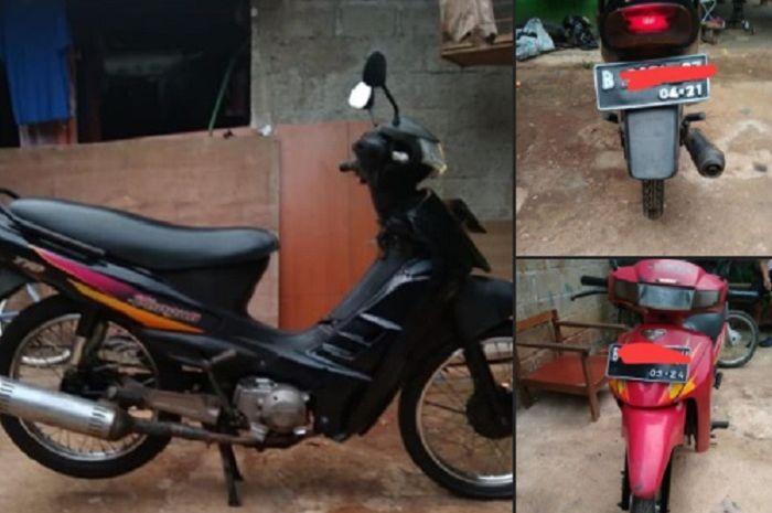 Sempat rajai motor bebek 4-tak bandel dan irit pada zamannya, Suzuki Shogun kebo dijual borongan cuma segini harganya.
