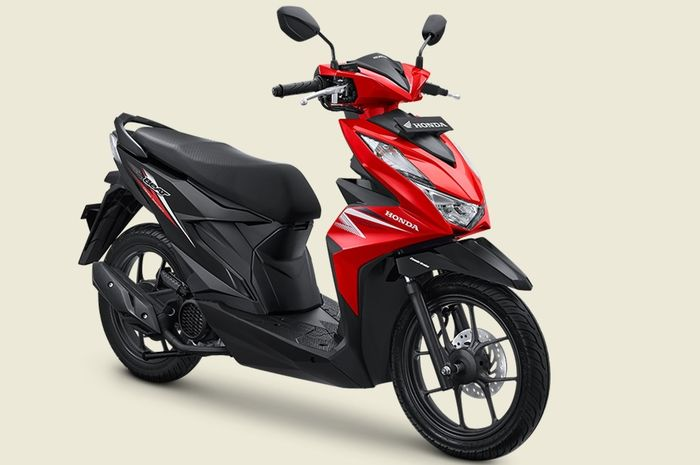 Ilustrasi Honda All New BeAT 2020
