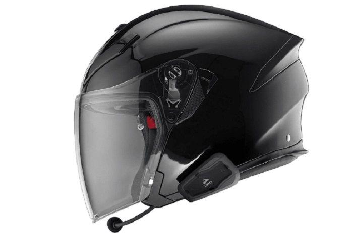Cardo Freecom 1+, intercom helm berkualitas harga cuma Rp 1 jutaan.
