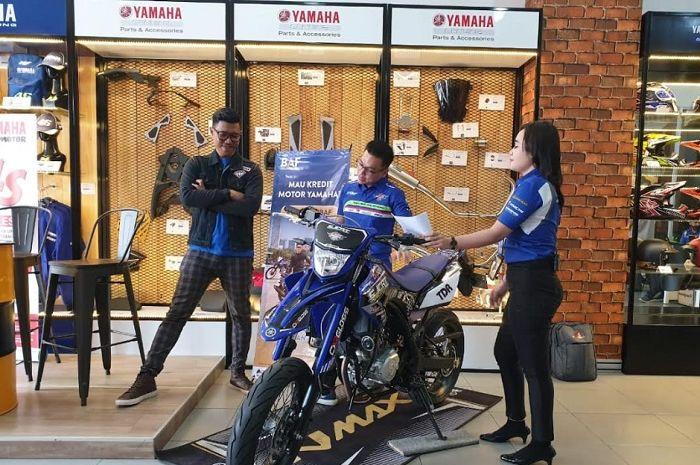 Bikers buruan ikut STAY (Selalu Tunggu Aksi Yamaha) online Yamaha,  hadiahnya banyak banget.