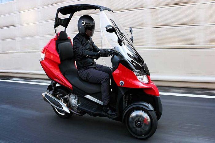Saingan motor roda 4 seirit Yamaha NMAX dilengkapi AC dan kecanggihan lainnya, segini harganya.