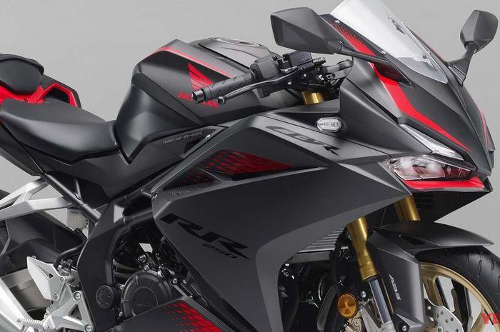 Honda CBR250RR penantang Kawasaki Ninja 250 4 silinder atau Ninja ZX-25R