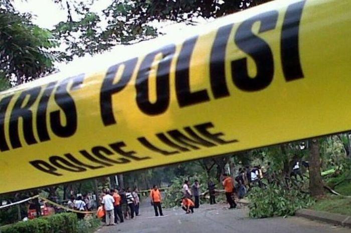 Ilustrasi olah TKP, Gara-gara tagih utang setara Yamaha NMAX baru, pria di Palembang tewas dibunuh dan dianiaya