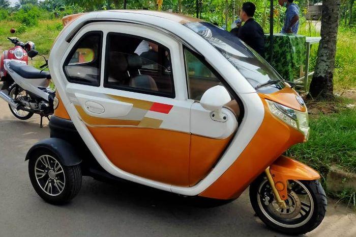 Desain futuristik menarik untuk dimiliki