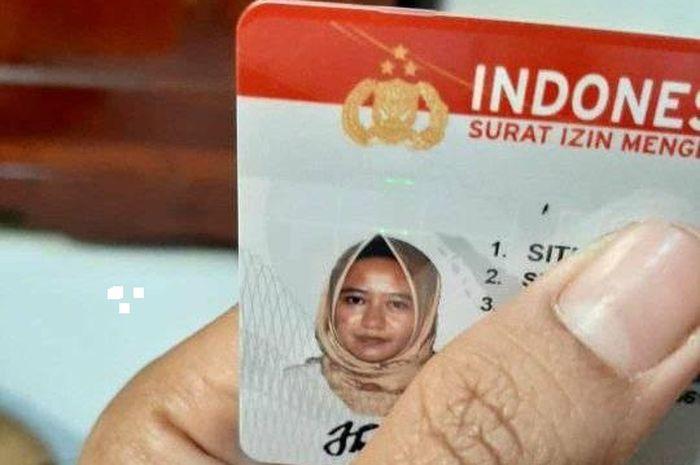 Ilustrasi SIM. Jangan Coba-coba Bohongin Petugas dengan Pakai SIM Punya Orang Lain, Sanksinya Ngeri Banget!