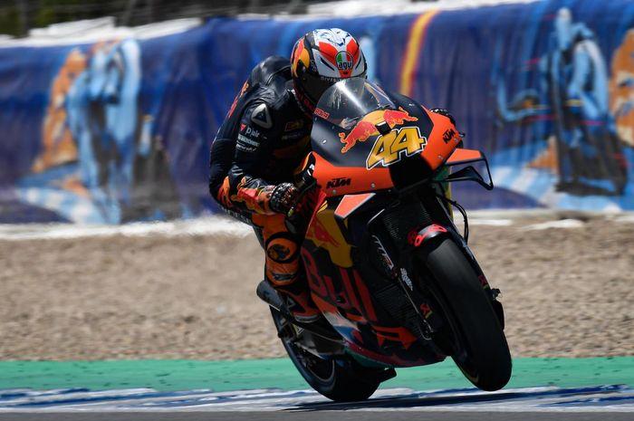 Pol Espargaro tercepat di FP1 MotoGP Austria