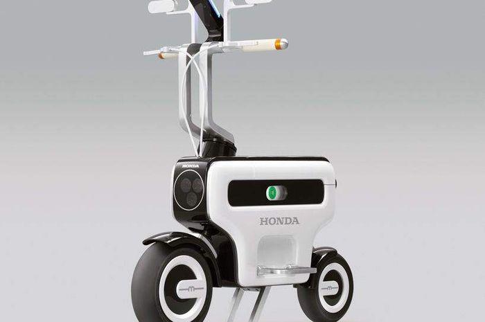 Honda Motocompacto versi elektrik