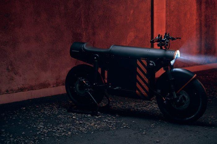 Bikin bangga, motor listrik buatan Indonesia Katalis EV.1000 bakal meluncur di Makau