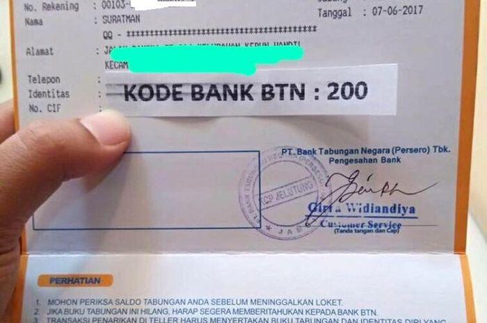 Kredit tanpa bunga akan ditransfer langsung ke rekening