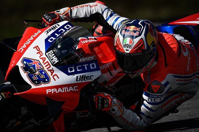 Hasil FP3 MotoGP Portugal 2020, Jack Miller Paling Depan, Valentino Rossi Gak Lolos Q2!