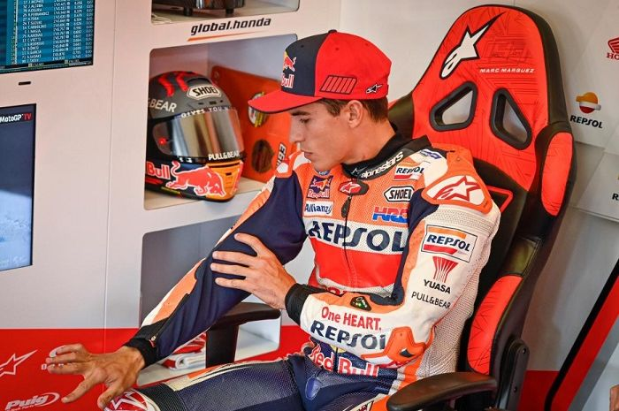 Live Streaming MotoGP Austria, Ayah Jorege Lorenzo, Chicho Lorenzo beberkan empat kesalaha Marc Marquez di MotoGP 2020