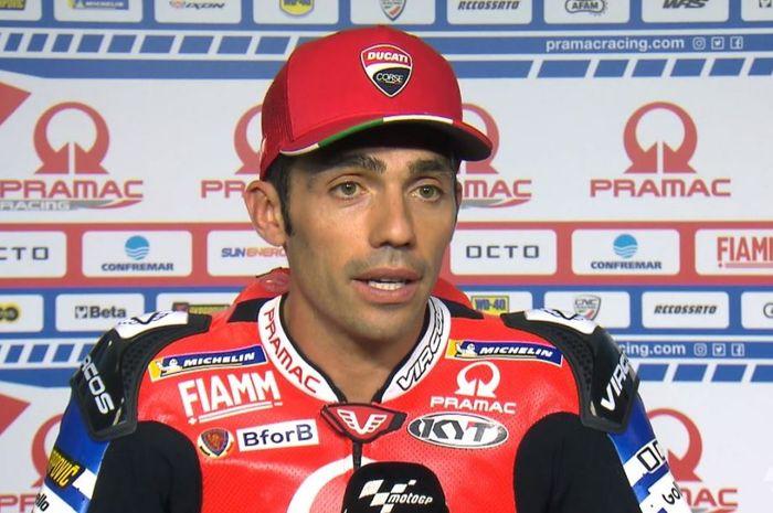 MotoGP Austria 2020, test rider Ducati, Michele Pirro gantikan murid Valentino Rossi, Francesco Bagnaia.