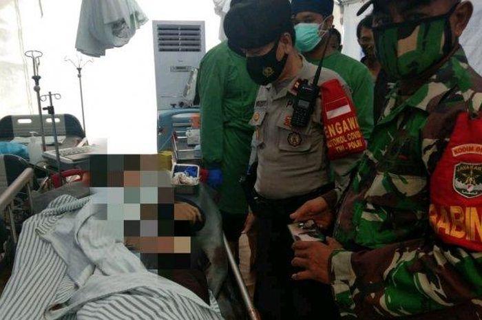 2 pemuda tewas diserang 15 motor komplotan sadis, gak tau apa-apa celurit nempel di kepala.