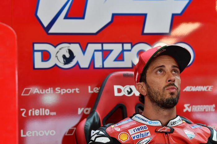 Blak-blakan, ternyata ini alasan pembalap Italia, Andrea Dovizioso meninggalkan Ducati untuk MotoGP 2021.