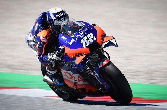 Hasil lengkap MotoGP Styria 2020, Miguel Oliveira melesat, Valentino Rossi posisi segini.