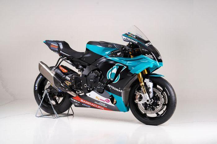 Dijual seharga Yamaha NMAX baru, replika motor MotoGP Fabio Quartararo sudah bisa dipesan.