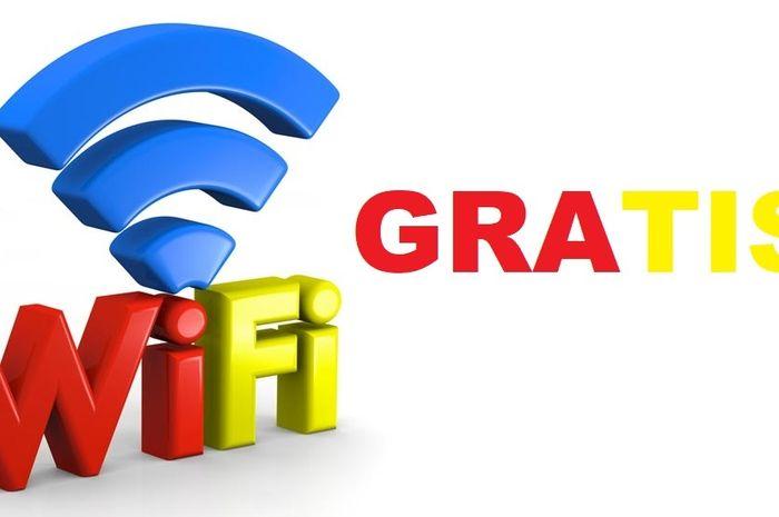 Ilustrasi internet gratis RW Net