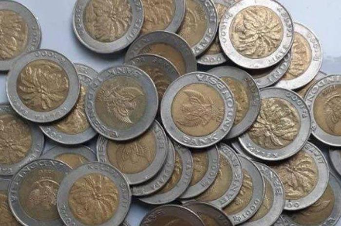 Viral Uang Kerokan yang Bisa Beli 16 Unit All New NMAX, Ternyata Ada Uang Koin Lain yang Harganya Fantastis