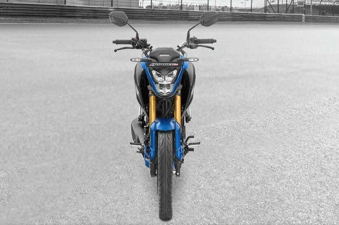 Motor baru Honda desain elegan fitur melimpah meluncur, harganya murah meriah.