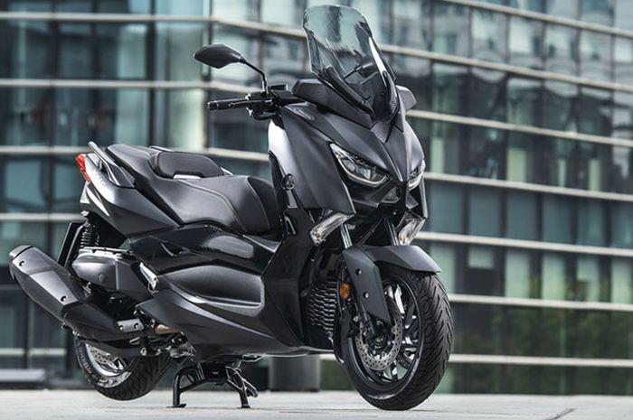 Yamaha XMAX baru bakal dapat banyak upgrade, siap saingi Honda Forza
