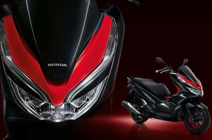 Wih diam-diam Honda siapkan PCX terbaru, pakai mesin baru 4 klep fiturnya melimpah, jadi pesaing berat Yamaha NMAX.