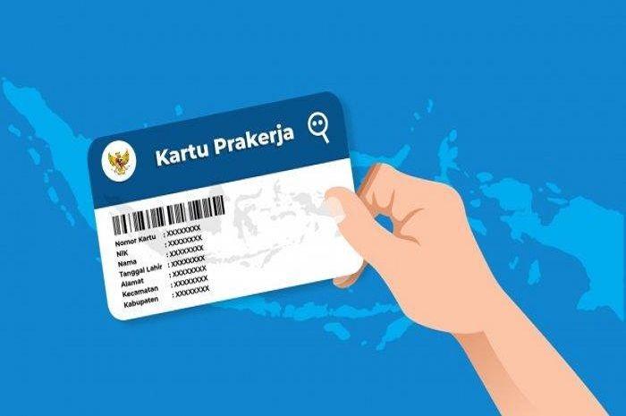 Ilustrasi kartu prakerja. Pendaftaran kartu prakerja gelombang 9 dibuka hari ini, bikers bisa dapetin Rp 3,55 juta loh!