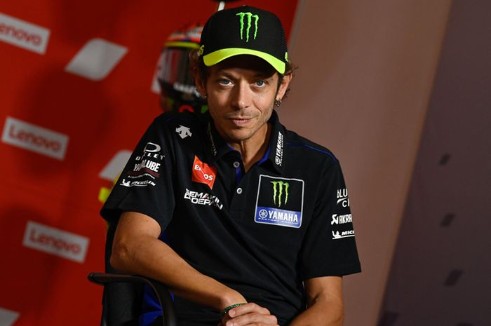 Sah! Valentino Rossi Bergabung dengan Petronas Yamaha SRT Mulai Musim Depan