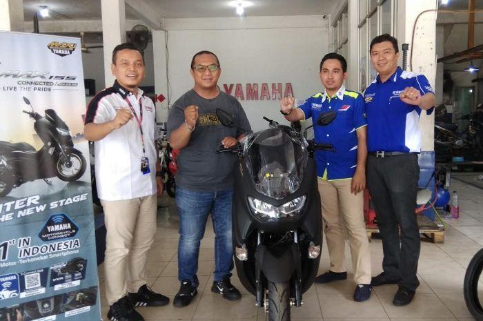 MAXI Yamaha jadi pilihan transportasi utama masyarakat Bangka Belitung.