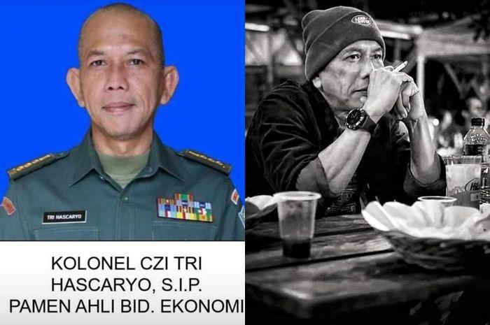 Legenda motor trail sekaligus Dewan Pembina Geng Tril Tua Indonesia, Kolonel Czi. Tri Hascaryo meninggal dunia.