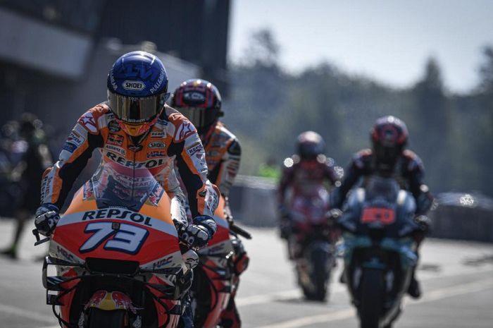 Simak bro, ini jadwal dan link live streaming MotoGP Catalunya 2020 dengan jam yang berbeda dengan putaran sebelumnya.