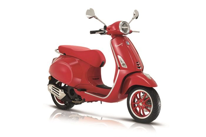 Vespa Primavera RED special edition diam-diam meluncur di Malaysia, bakal masuk Indonesia juga?