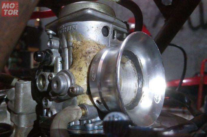 Ini dia komponen yang sempat jadi tren di motor Yamaha Mio khusus buat balap liar, seperti apa sih fungsinya?
