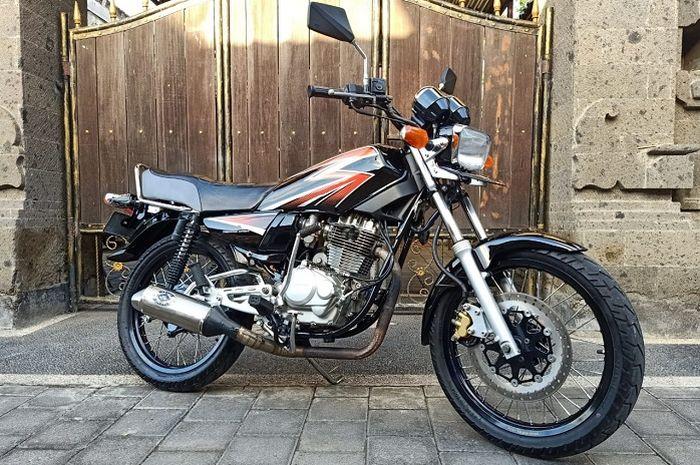 Beneran nih Yamaha RX-King 4-tak, mesinnya bikin kepo