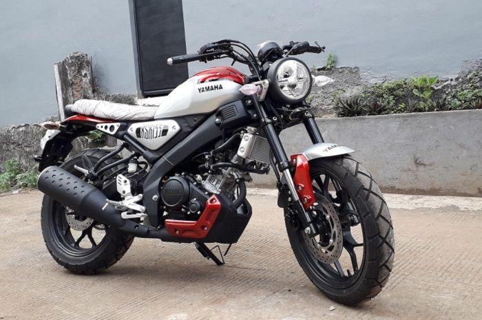 Yamaha XSR 155 custom cukup tambah Rp 2 jutaan saja.
