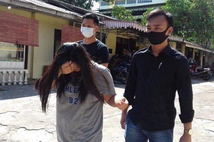 Gara-gara sakit hati, PSK di Palembang nekat bawa kabur Yamaha NMAX pelanggan setelah wik-wik berkali-kali