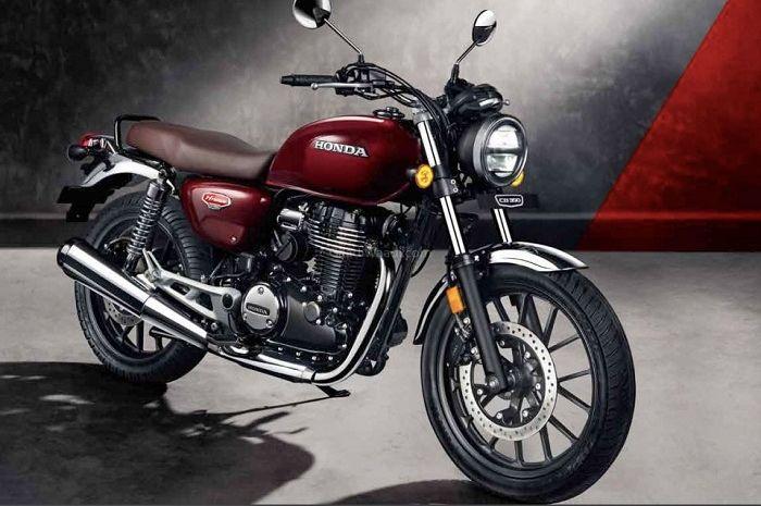 Desainnya garang banget, motor baru Honda bermesin 350 cc resmi meluncur, harganya murah banget.