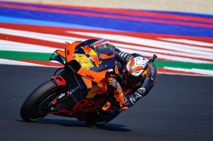 Kehilangan hak konsesi dan pembalap utamanya, Pol Espargaro, KTM mengaku siap menghadapi MotoGP 2021.