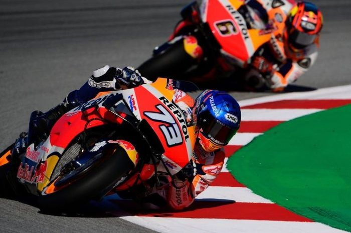 Diam-diam Honda Racing Corporation (HRC) sedang menguji sistem Holeshot seperti Ducati di Honda RC213V.