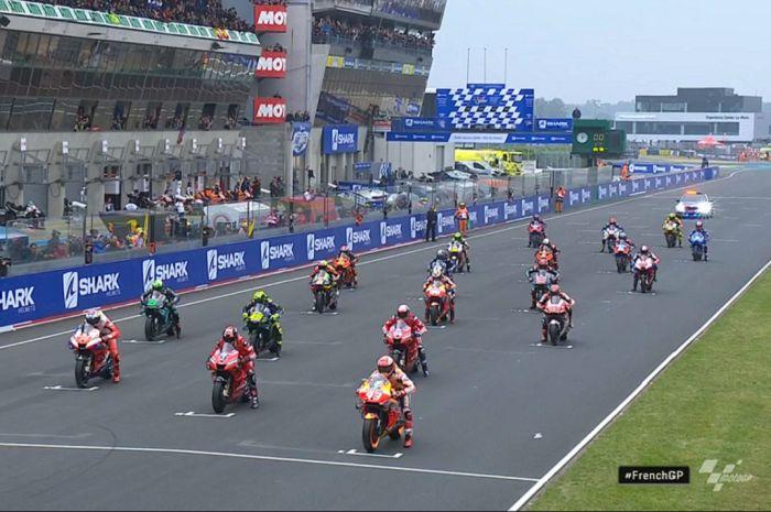 Link live streaming MotoGP Prancis 2020 di sirkuit Le Mans, catat jadwalnya semua kelas