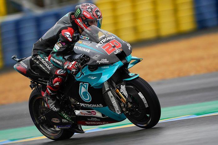 Hasil klasemen sementara MotoGP 2020, Fabio Quartararo masih bertahan di puncak